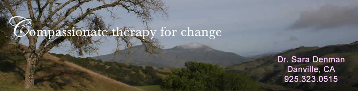 Dr. Denman Anxiety Therapy Banner